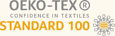 logo certification oekotex 100